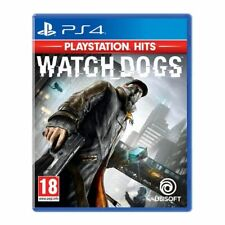 Watch Dogs PlayStation Hits (PS4) NEW AND SEALED - QUICK DISPATCH - FREE POSTAGE