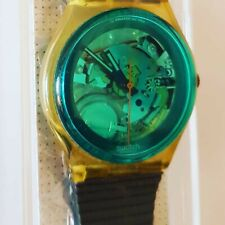 Swatch watch 'Turquoise Bay'