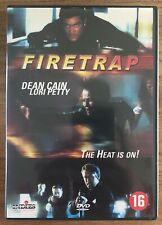 FIRETRAP - THE HEAT IS ON - DVD