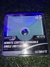 HE107G Home Easy Mint Glass Remote Controlled 1G Touch Dimmer Switch HE107G
