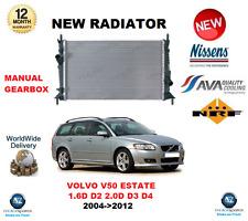 für Volvo V50 1.6 D D2 2.0D D3 D4 Schaltgetriebe 2004- > 2012 Kühler