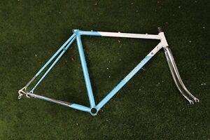 1986-7 Panasonic Team Europe II Racing Bike Frame Columbus Tubing