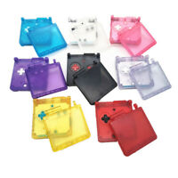 Transparent Shell Housing Case With Screwdriver For Nintendo Game Boy Advance SP