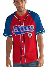 New - Authentic STARTER Jersey NBA LA Clippers Mens Large L