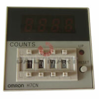 OMRON Automation  H7CN-XHN Single Preset Counter with Four-Digit LED Display