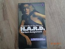 The Girl from H.A.R.D.- Perfect Assignment James Moffatt NEL 1st Ed  PB VGC