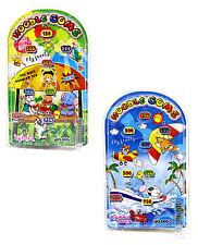 2 Hoodle Gome Flipperspiele Flipper Pinball Spiele Reisespiele Kinderspiele SET