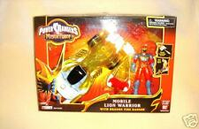 NEW POWER RANGERS MOBILE LION WARRIOR BANDAI A+ GIFT