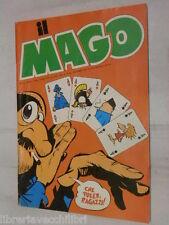 IL MAGO Mondadori N 56 1976 libro fumetto storia racconto narrativa di