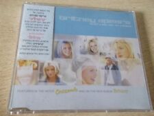 BRITNEY SPEARS 1TR ISRAEL ISRAELI PROMO CD SINGLE i'm not a girl, not yet woman