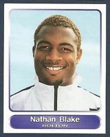 PANINI SUPERPLAYERS 1998 #035-BOLTON WANDERERS-NATHAN BLAKE
