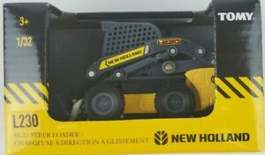 1/32nd scale Ertl New Holland L230 skid loader