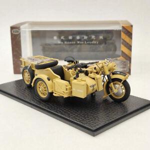 1/24 BMW R75 Panzerfaust 30 Motorcycle World War II Diecast Model Car Collection