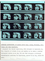 """Extended expressions"", 1977. Dennis OPPENHEIM (1938-2011 USA) handsigniert"