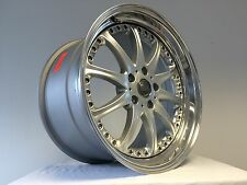 Alufelgen RH AK Phönix Mercedes SL 3-teilig 11x19 Zoll Neu !! W129 W230 Tiefbett