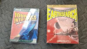 Journey into Space Red Planet, World in Peril, Return from Mars + bonus.