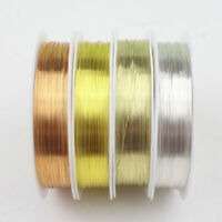 NEW special copper wire craft wire bead wrap jewelry