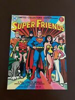 DC Super Friends Treasury C-41 - FN/VF (7.0) - White Pages