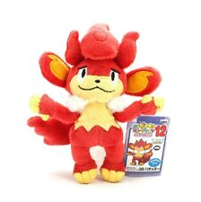 Pokemon Soft Toy Simisear Pokedex 514 Original Banpresto Best Wishes Plush Go