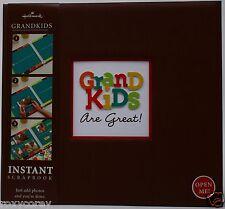 Hallmark Grandkids are Great! Instant Scrapbook Embellish Pages Stickers 12X12