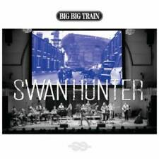 BIG BIG TRAIN- SWAN HUNTER EP DIGIPAK 2018 UNIQUE UK PROG