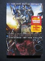 Transformers: Revenge of the Fallen (Two-Disc Special Edition) [DVD]