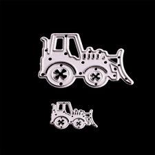 Excavator Cutting Dies Stencils Card Album Photo Template Craft Picture Frame