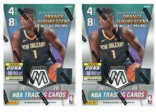 2019-20 Panini MOSAIC Basketball Card Blaster Box Factory Sealed ZION JA