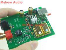 XMOS U8 IC Asynchronous USB to Coaxial Optical SPDIF 192K I2S +Upgrade TCXO 0.1p