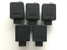 JOB LOT OF 5 NINTENDO 64 / N64 MODULATOR RF UNIT. NUS-003 Aerial Adaptors
