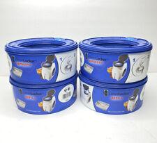 Litter Locker Refill Bags For Litter Locker & Locker PLUS NEW Lot of 4 Sealed