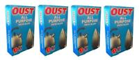 OUST ALL PURPOSE DESCALER FOR COFFEE KETTLE IRON LIMESCALE CLEANER REMOVER x 4