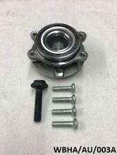 Front Wheel Bearing & Hub Assembly for Audi A6 RS6 C7 2011-2017  WBHA/AU/003A