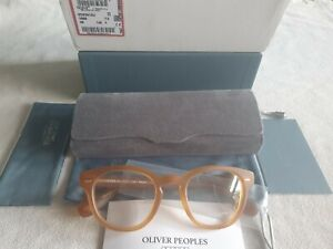 Oliver Peoples glasses frames. OV 5413U 1699. Cary Grant. New with case.