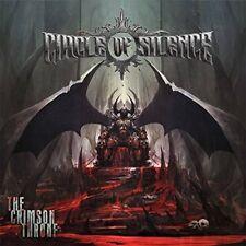 Circle Of Silence - The Crimson Throne [CD]