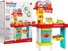 Fast Food Spielzeug Spielset Kinderküche