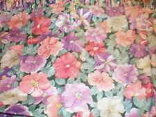 Longaberger May Series Petunia Floral Handle Gripper
