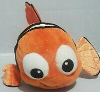 "Disney Parks Plush Finding NEMO Talking Fish Stuffed Animal Toy 13"""