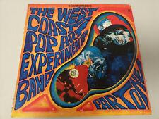 "WEST COAST POP ART EXPERIMENTAL BAND ""PART ONE"" ORIG IT 1967 PSYCH VG++/EX"