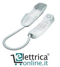 TELEFONO FISSO GIGASET DA210 WHITE (bianco)    (no cordless)