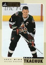 keith tkachuk phoenix coyotes 14 card 1997/98 beehive 5x7 jumbo large