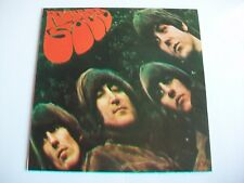 THE BEATLES - RUBBER SOUL - LP REISSUE, MADE IN PORTUGAL, 11C07404115,PARLOPHONE