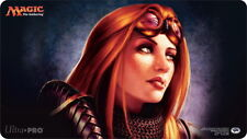 MTG Playmat [ Chandra ] Deluxe Play Mat for Magic the Gathering CCG