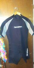 Lemorecn Men Wetsuit 3 XL Black/Gray