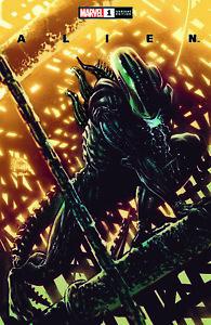 Alien #1 Third Eye Comics Stegman Variant