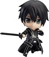 NEW endoroid Sword Art Online Kirito Non-Scale Abs Pvc Painted Action Figure F/S