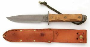 SPECTACULAR!  Original John Ek Effingham Model 5 Commando Knife! No Reserve!