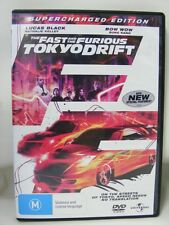 DVD THE FAST AND THE FURIOUS TOKYO DRIFT - R 4