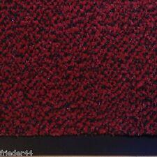 Schmutzfangmatte Abstreifer Fußmatte Mars 120x180 rot Sauberlaufmatte