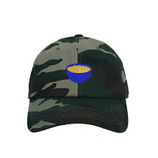 MAC AND CHEESE Dad Hat Embroidered Cheddar Dish Baseball Caps - Many Available